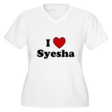 I Heart Syesha T-Shirt