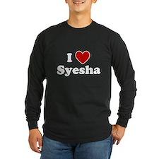I Heart Syesha T