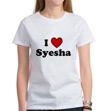 I Heart Syesha Tee