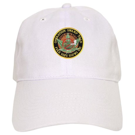 Operation Swamp Toad Cap