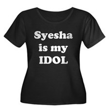 Syesha is my IDOL T