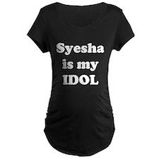 Syesha is my IDOL T-Shirt
