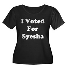I Voted For Syesha T