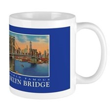 Brooklyn Bridge Coffee Mug