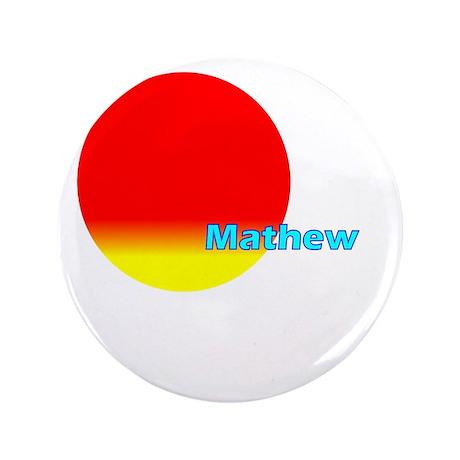 """Mathew 3.5"""" Button"""