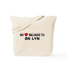 Belongs To An LVN Tote Bag