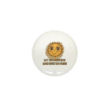 Love Grandparents Mini Button (10 pack)