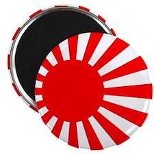 Unique Japan flag Magnet