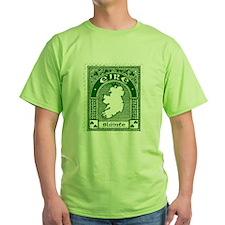 Eire Slainte Irish Clover T-Shirt