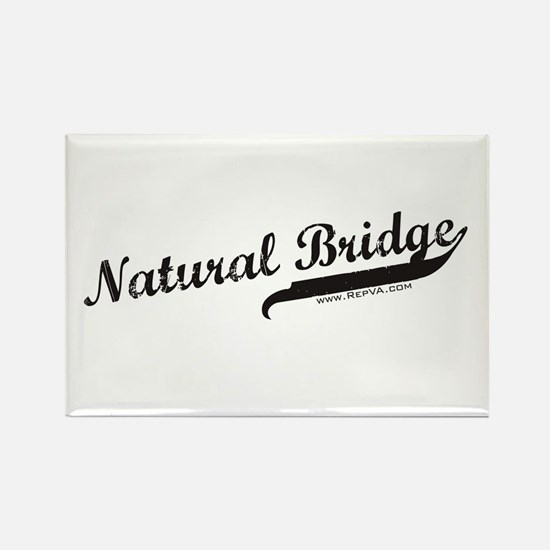 Natural Bridge Rectangle Magnet