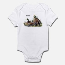 Audubon Mallard Ducks Infant Bodysuit