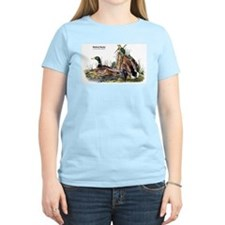 Audubon Mallard Ducks (Front) T-Shirt