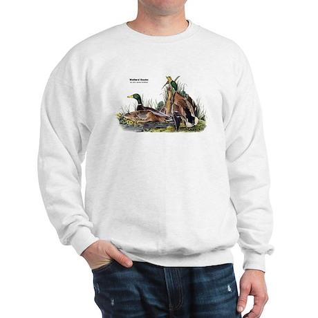 Audubon Mallard Ducks Sweatshirt