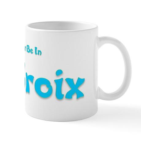 I'd Rather Be...St. Croix Mug