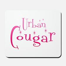 Urban Cougar Mousepad