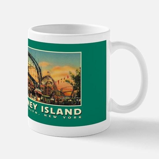 Coney Island Cyclone Mug