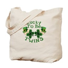 Lucky TWINS Tote Bag