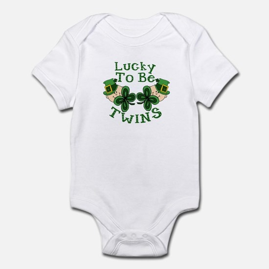 Lucky TWINS Infant Bodysuit