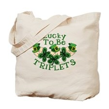 Lucky TRIPLETS Tote Bag