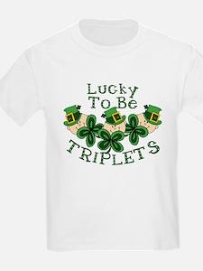 Lucky TRIPLETS T-Shirt