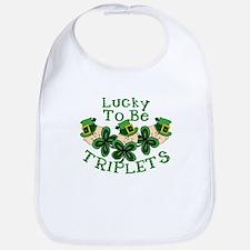 Lucky TRIPLETS Bib