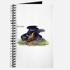 Audubon Black Vultures Bird Journal