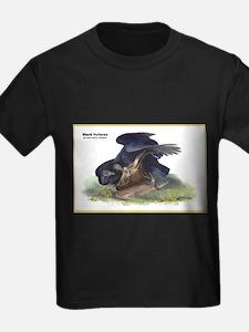Audubon Black Vultures Bird (Front) T