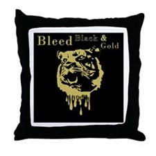 Cool Chase Throw Pillow