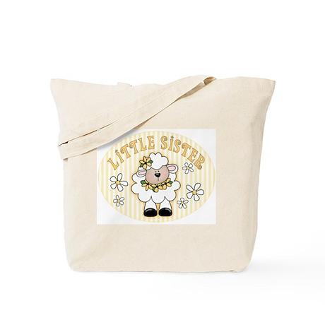 Daisy Lamb Little Sister Tote Bag