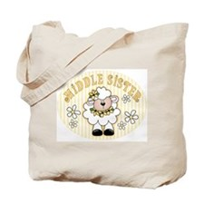 Daisy Lamb Middle Sister Tote Bag