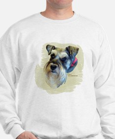 Billi the Schnauzer Sweatshirt
