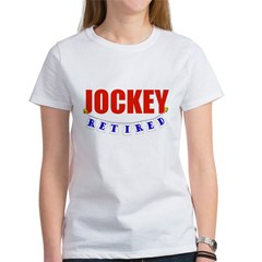 Retired Jockey Tee
