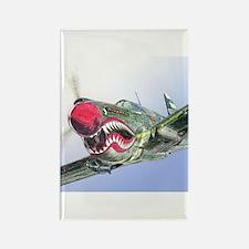 FISH 24:7 Rectangle Magnet