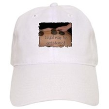 Hot Rock Therapy Baseball Cap