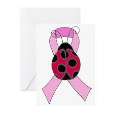 Team Ladybug Greeting Cards (Pk of 20)