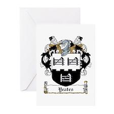 Yeates Greeting Cards (Pk of 10)