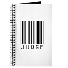 Judge Barcode Journal