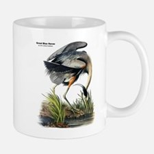 Audubon Great Blue Heron Mug