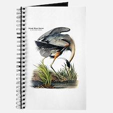 Audubon Great Blue Heron Journal