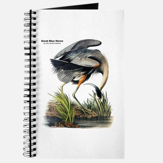 Audubon Great Blue Heron Journal
