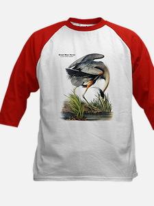 Audubon Great Blue Heron (Front) Tee
