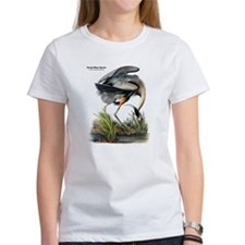 Audubon Great Blue Heron (Front) Tee