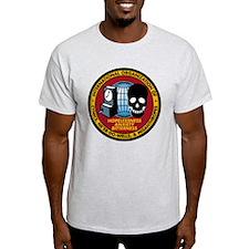IOCNM Ash Grey T-Shirt