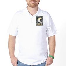 Audubon American White Pelican T-Shirt