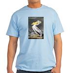 Audubon American White Pelican Light T-Shirt