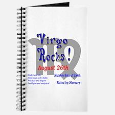 Virgo August 26th Journal