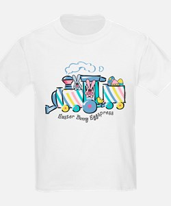 Easter Bunny Eggspress T-Shirt