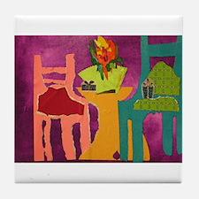 Meet and TALK Tile Coaster