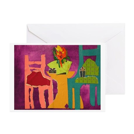 Meet and TALK Greeting Cards (Pk of 10)