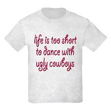 """Ugly Cowboys"" T-Shirt"
